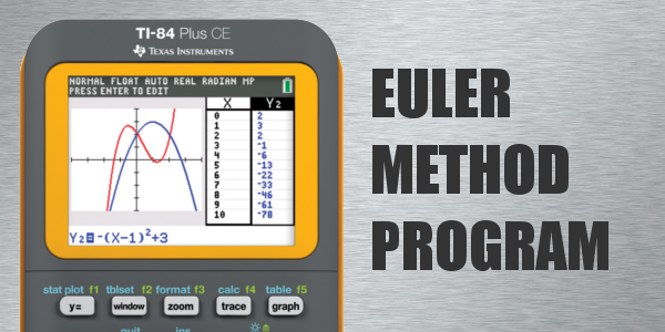 euler method program