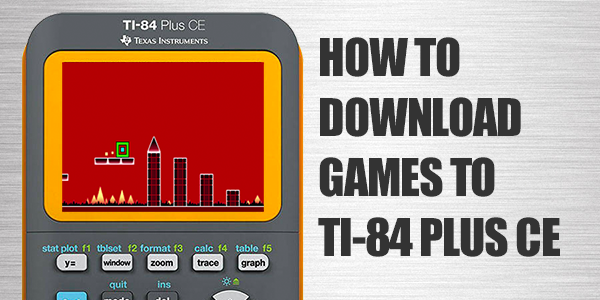 How to download games on your ti 84 plus (skip to 2:20) youtube.